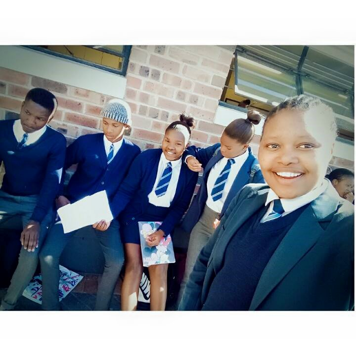 Vuyiseka Secondary School uniform