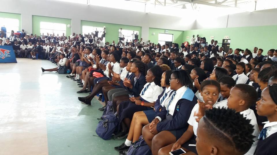 Vuyiseka Secondary School