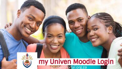 My Univen Moodle login